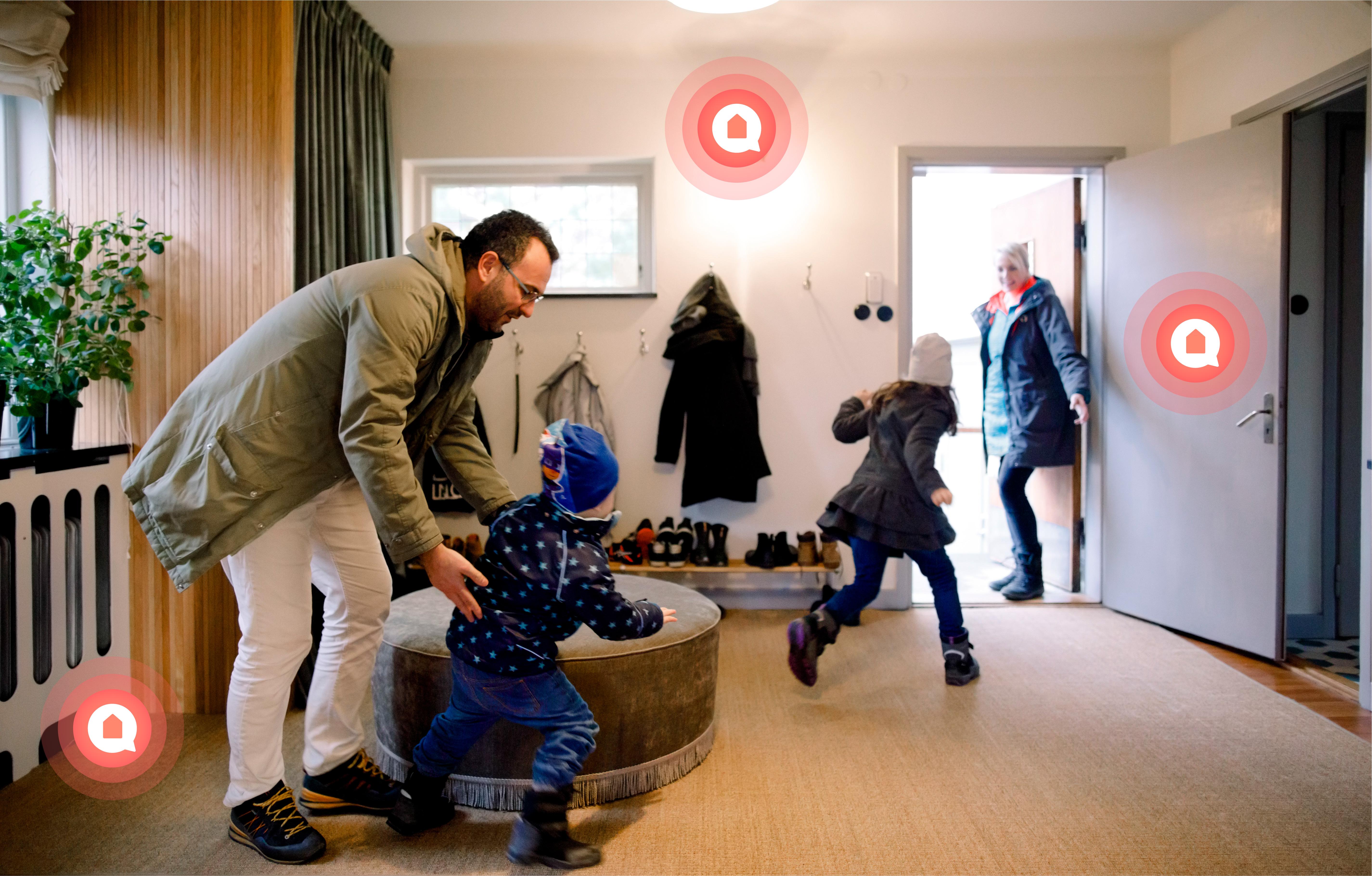 Sorgenfrei das Haus verlassen – Home Connect Plus Automationen kümmern sich um den Rest