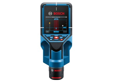 Easy detection and documentation: The Bosch D-tect 200 C Professional for pros