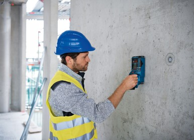 Precise results thanks to consideration of additional wall types: The Bosch D-te ...