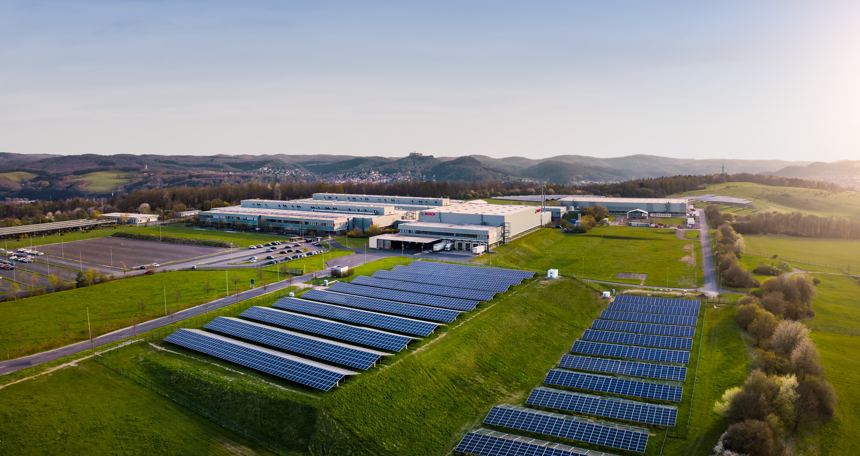 Batteriefertigung im Bosch-Werk Eisenach