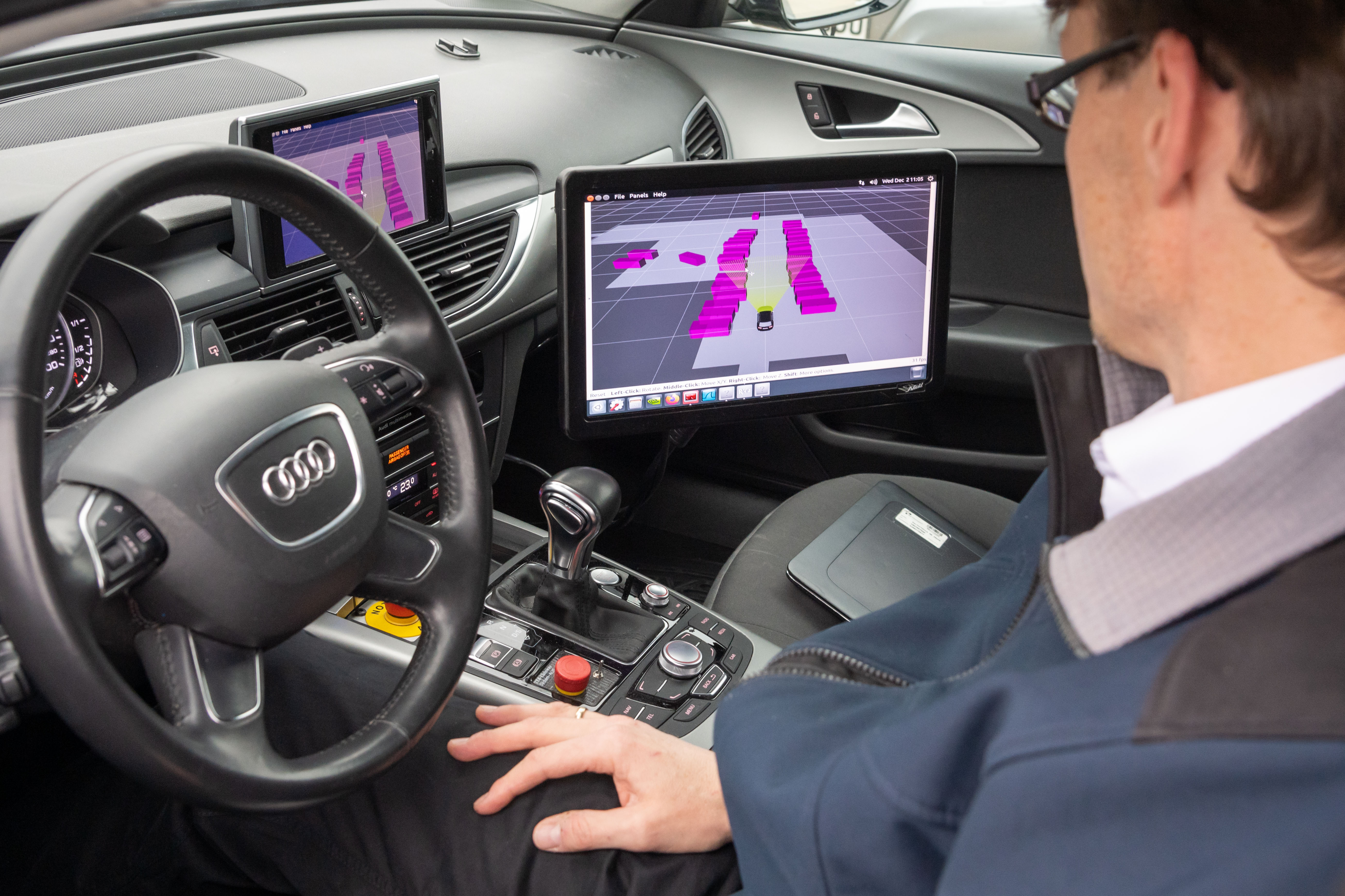 Surround sensing for all traffic situations
