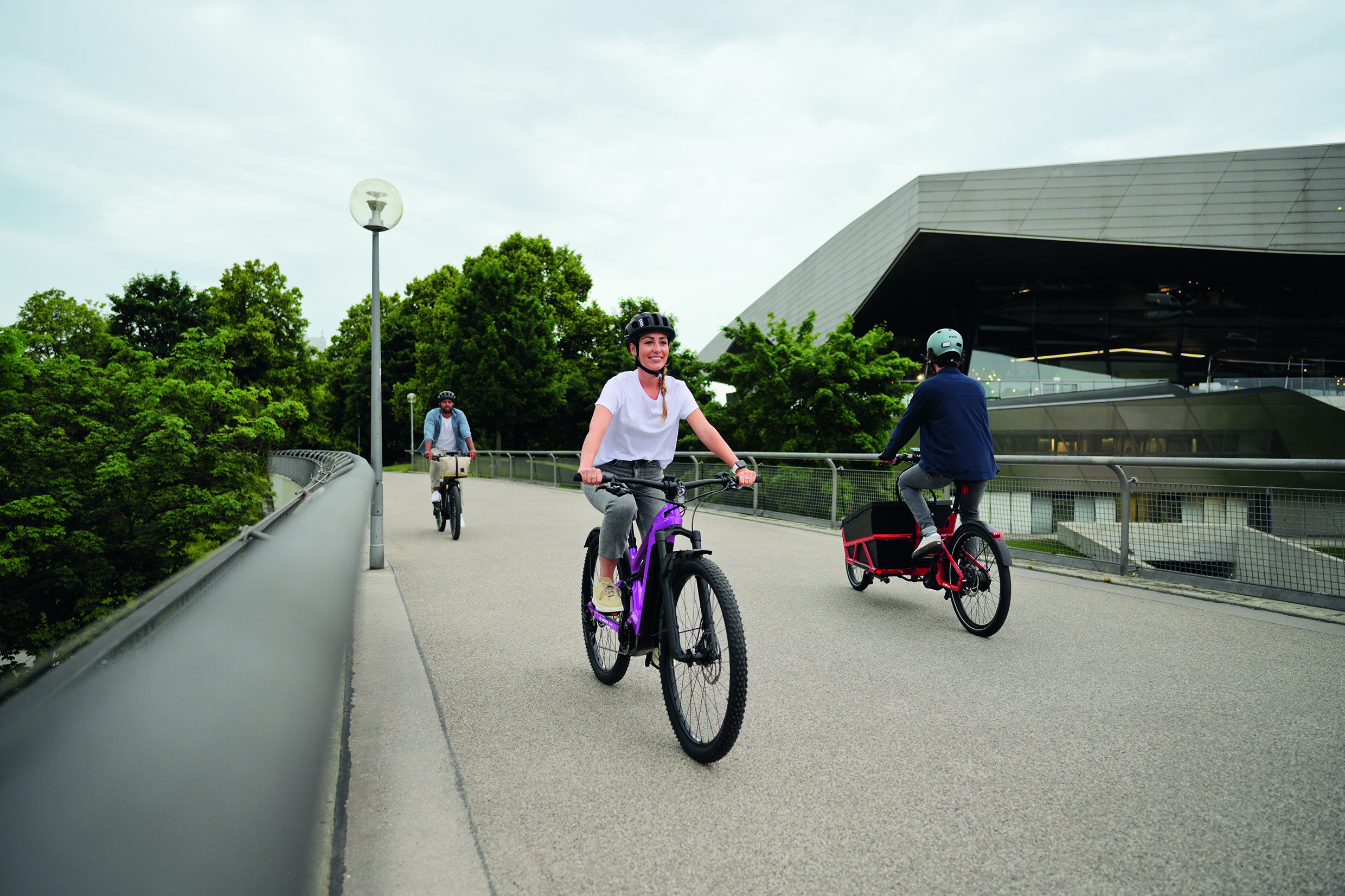 Connected eBike