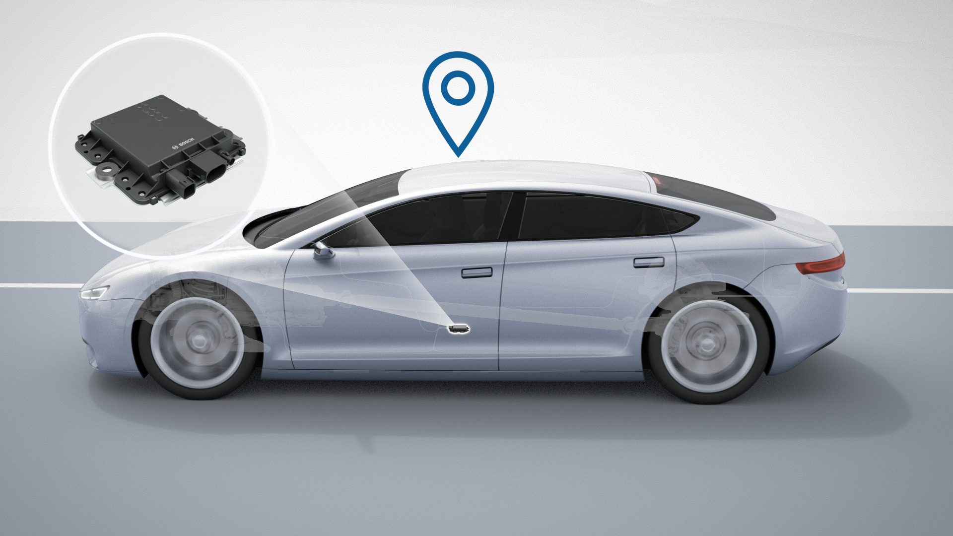 Localization for automated driving