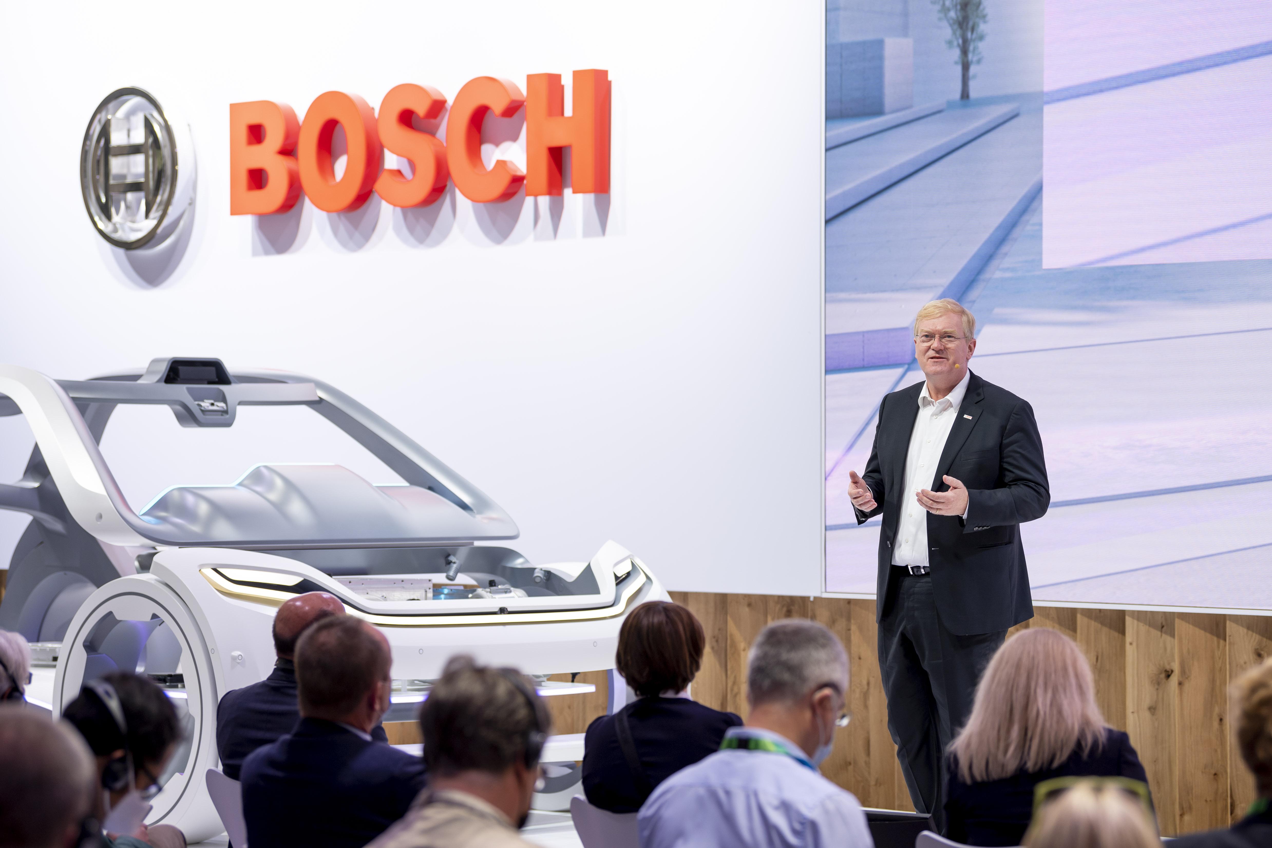 Bosch auf der IAA Mobility 2021