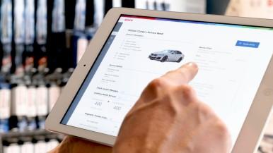 Pilotprojekt von BMW und Bosch zur automatisierten Datenübermittlung an freie We ...