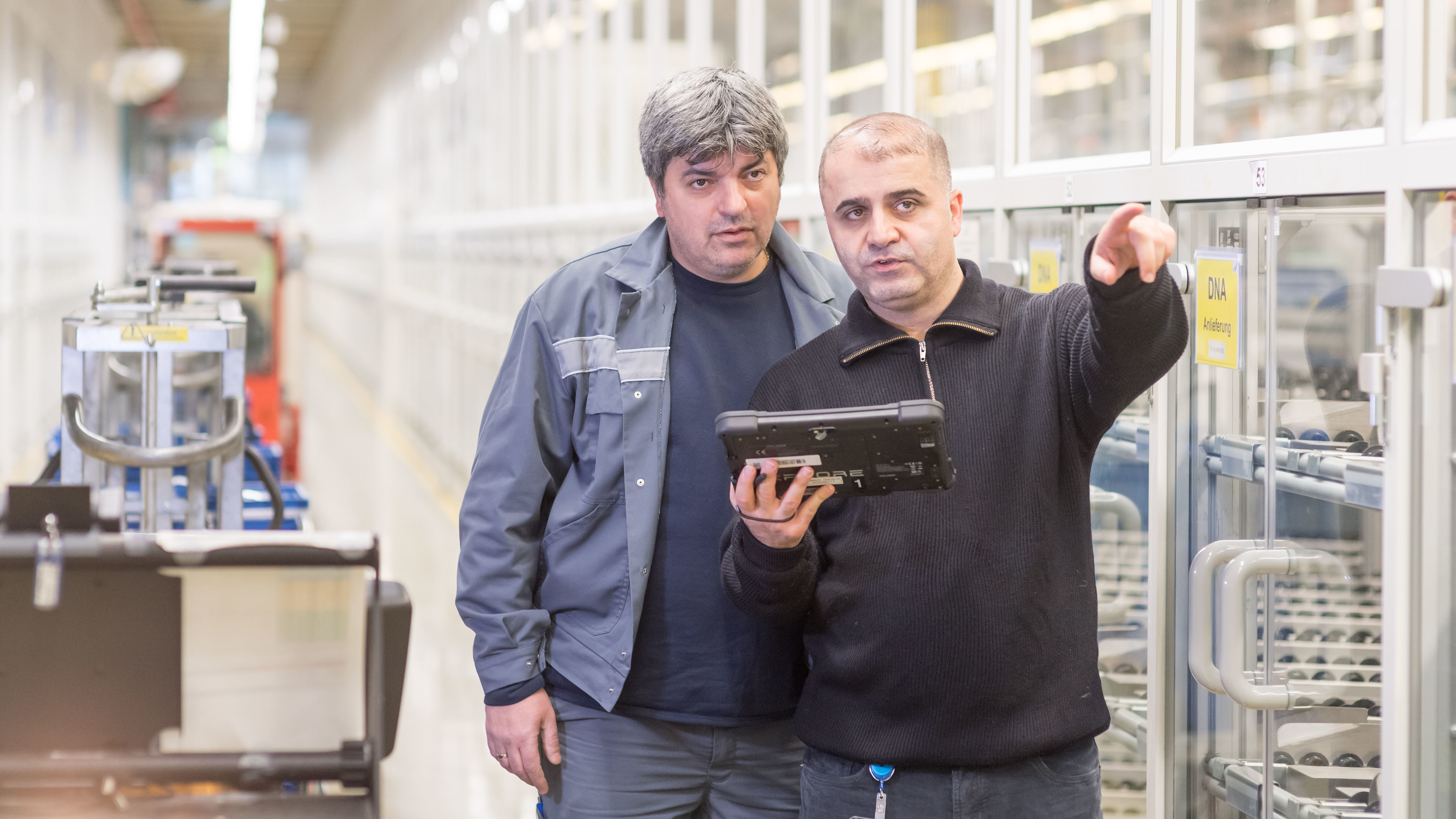 Training Industry 4.0 specialists