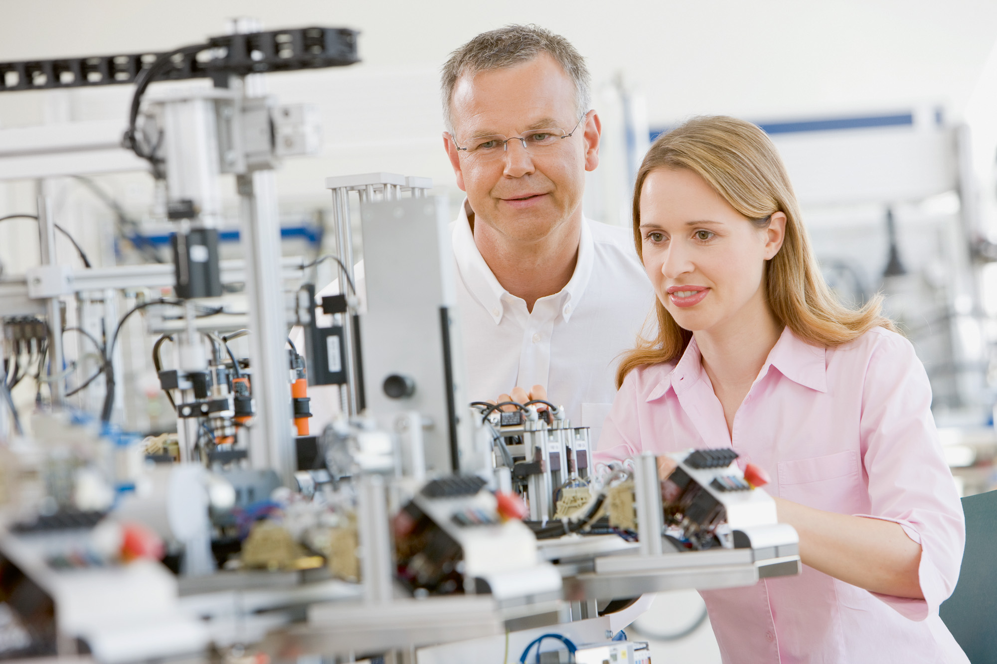 New training center for Industry 4.0