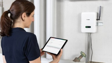 Anysight from Bosch Makes Heating Systems More Efficient