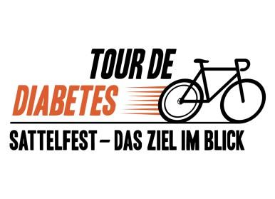 The official logo of the Tour de Diabetes