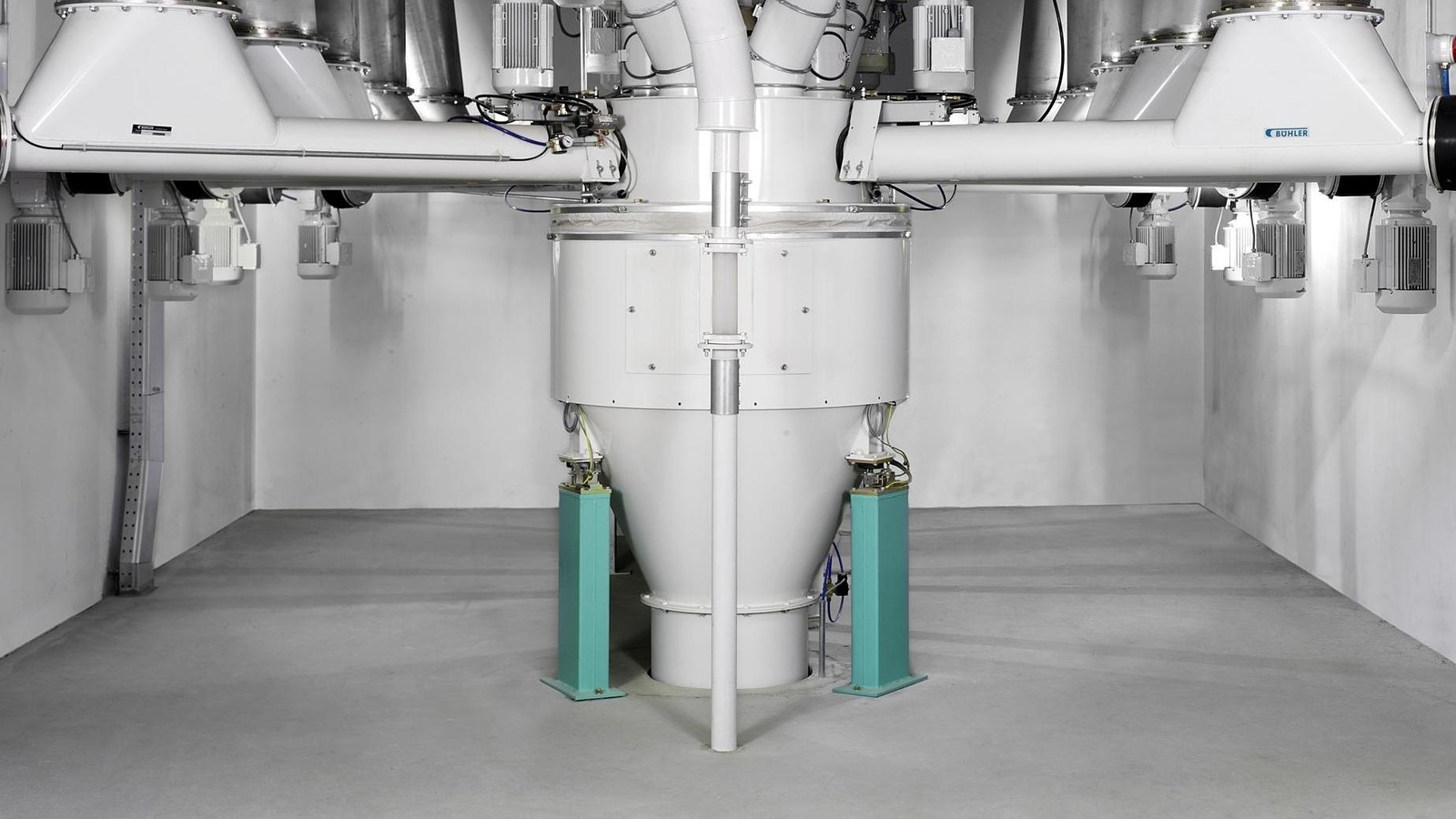 Bosch Bühler Connected Feed Mill