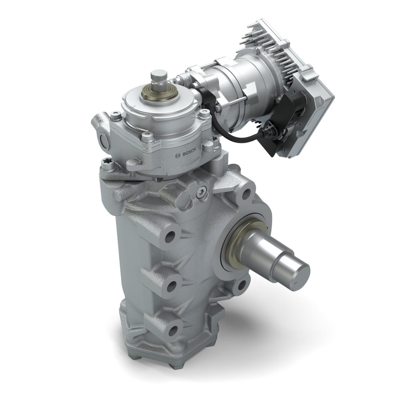 Electro Hydraulic Steering System Servotwin Bosch Media
