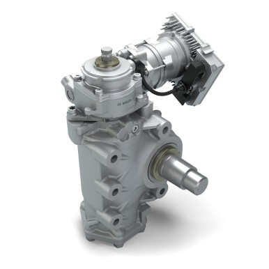 Electro-hydraulic steering system Servotwin