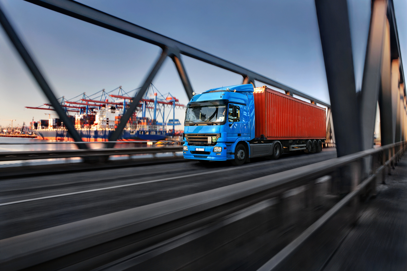 Logistics services can boost transport efficiency