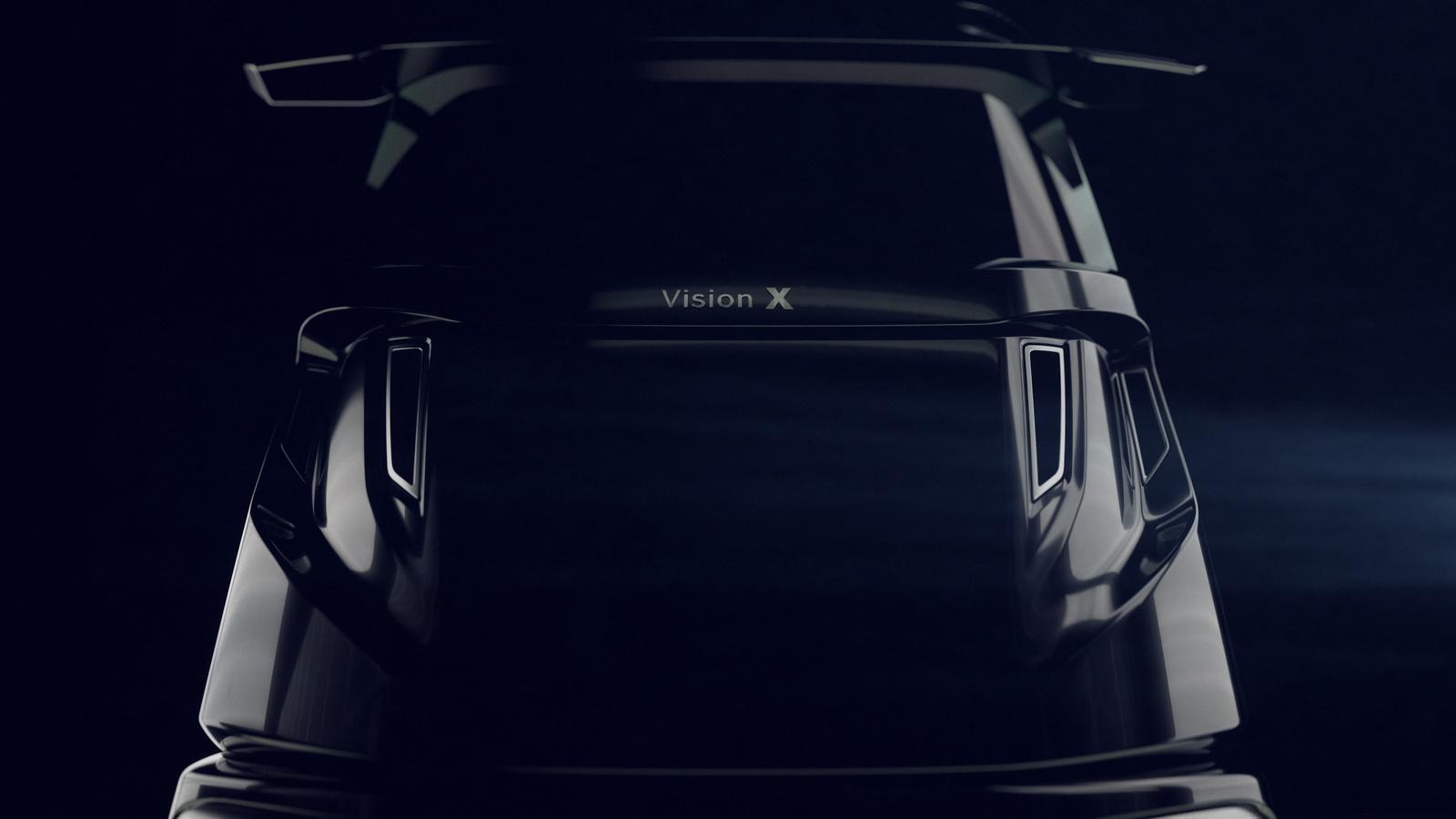 Bosch VisionX