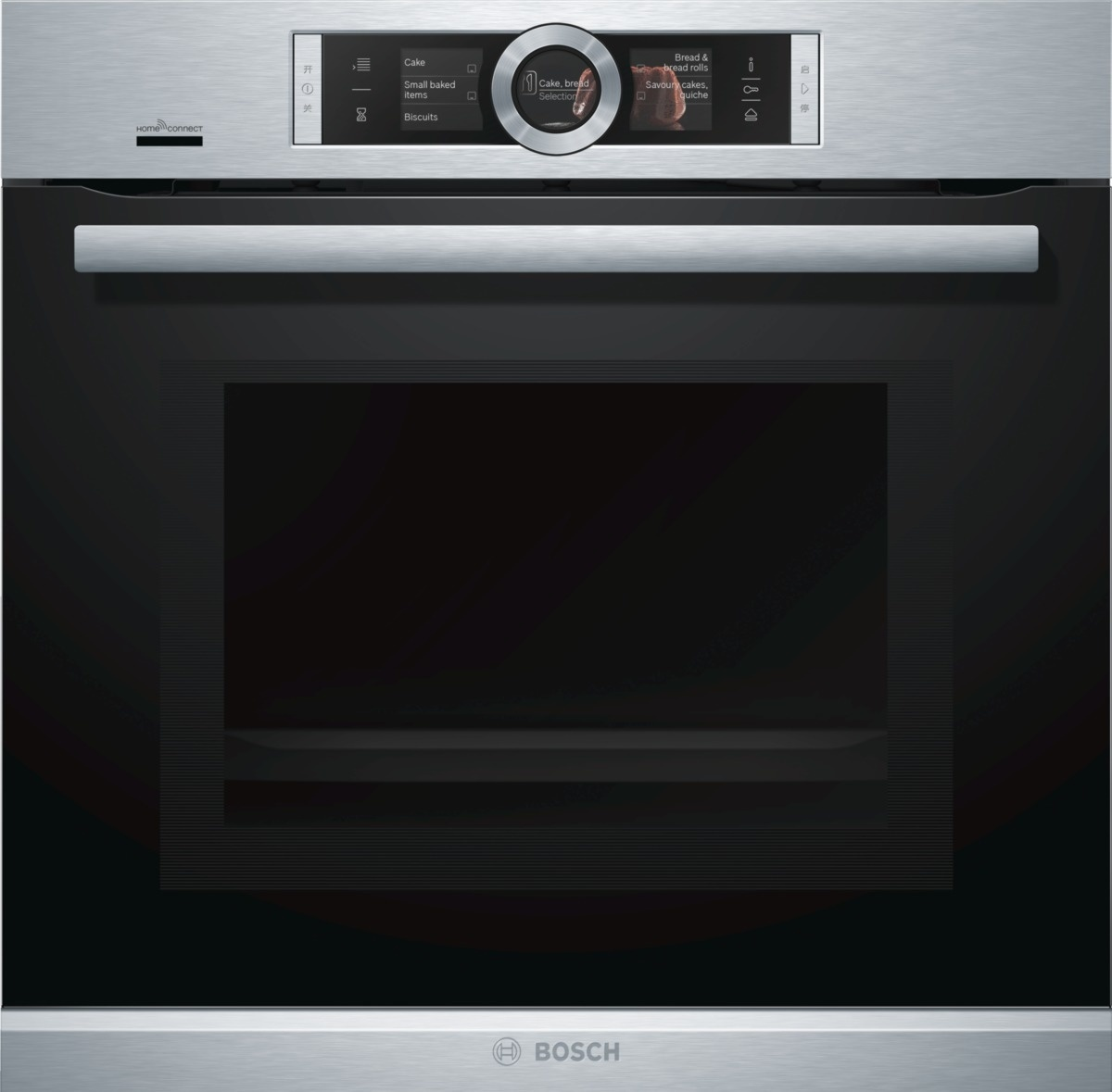 Connected Oven