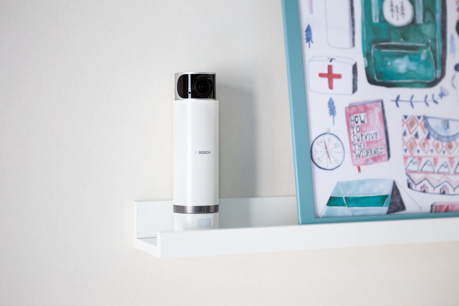Security in Full HD – the Bosch Smart Home 360° Indoor ...