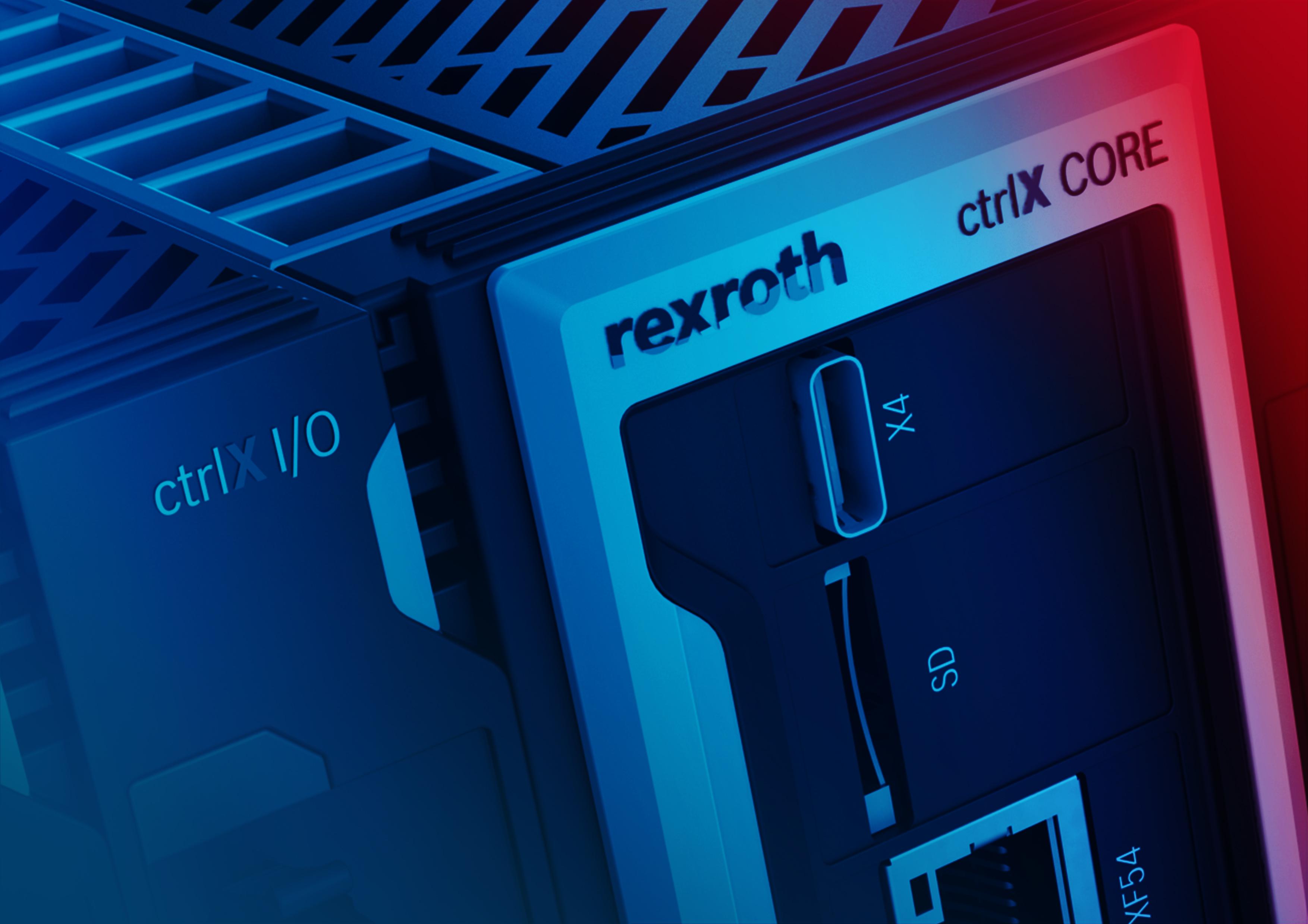 New automation platform ctrlX AUTOMATION