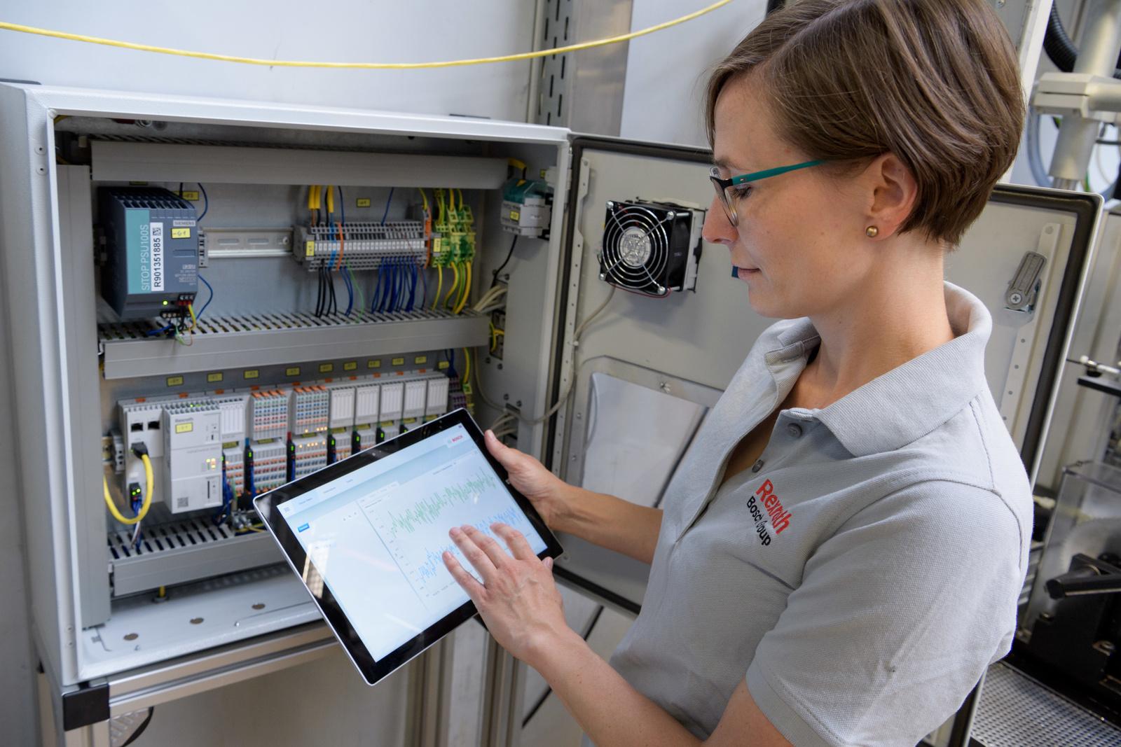 PPMP im Einsatz bei Bosch in Homburg