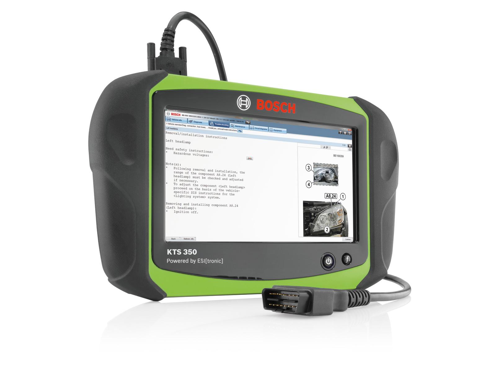 Zukunftssicher mit neuer Ethernet-Diagnoseschnittstelle