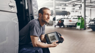Bosch presents new KTS generation with innovative and even more powerful diagnostic solutions