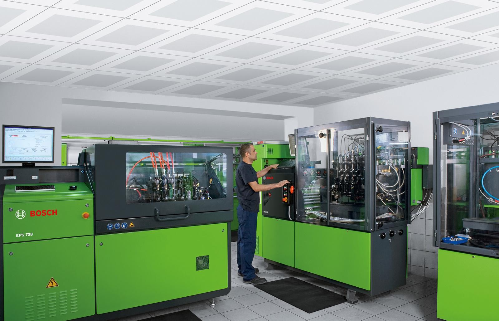 Diesel test equipment