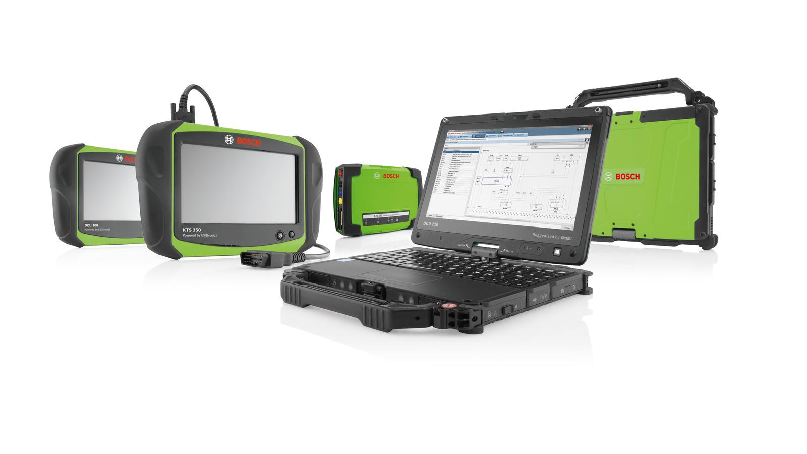 Bosch KTS Testing Device: