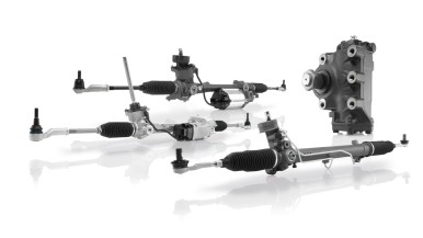New to the Bosch spare parts range: Steering systems and components for cars, trucks and buses