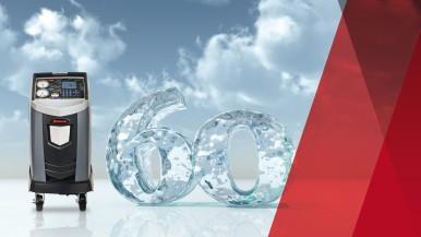Robinair celebrates its 60th anniversary