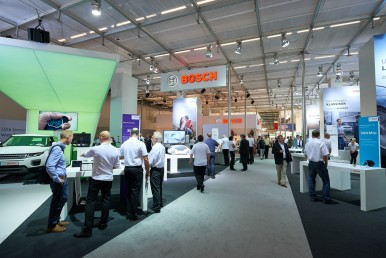 Bosch at Automechanika 2016