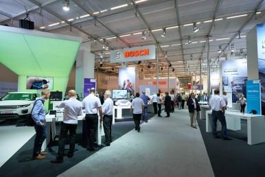Bosch auf der Automechanika 2016