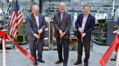 Raum für Ideen: Bosch erweitert Technologie-Zentren in den USA