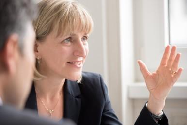 Gitte Bedford, Vice President