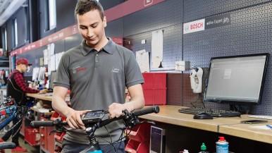 Alles rund ums eBike: Bosch eBike Systems macht Händler fit