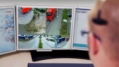 Bosch Secure Truck Parking: Sicherheit für Fahrer und Fracht