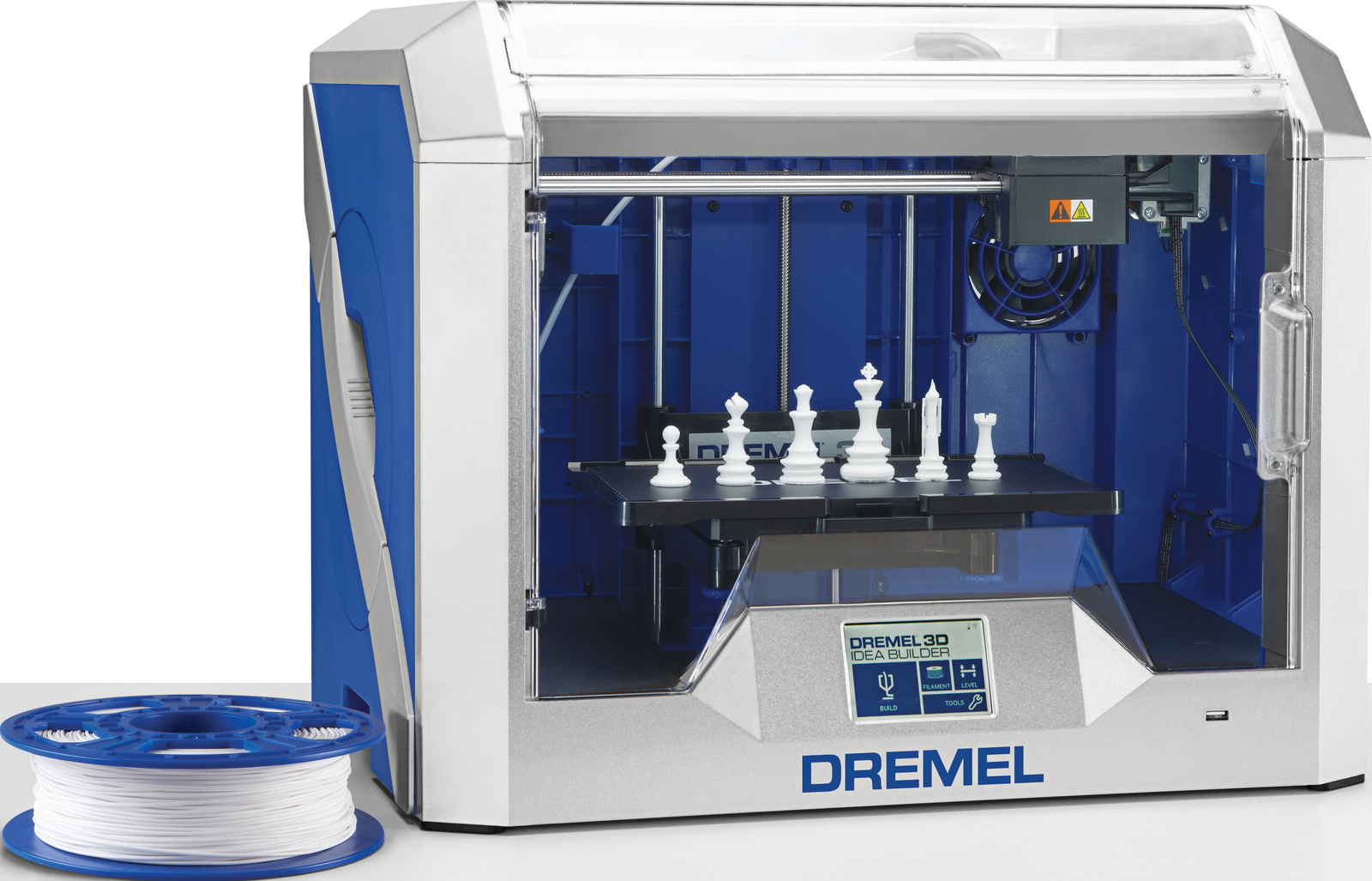 opening up even greater possibilities in 3d printing the dremel 3d40 idea builder bosch media. Black Bedroom Furniture Sets. Home Design Ideas