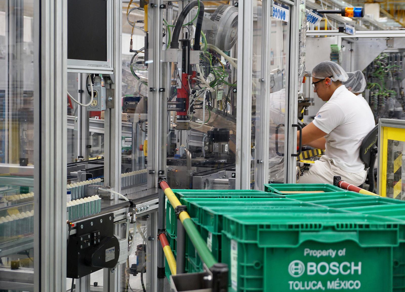 Bosch investiert in Standorte in Mexiko