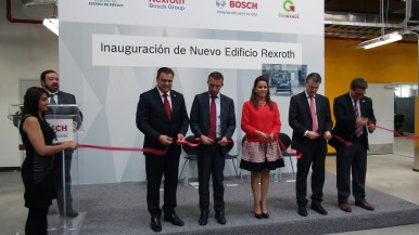 More Bosch in Mexico: strong expansion in the country