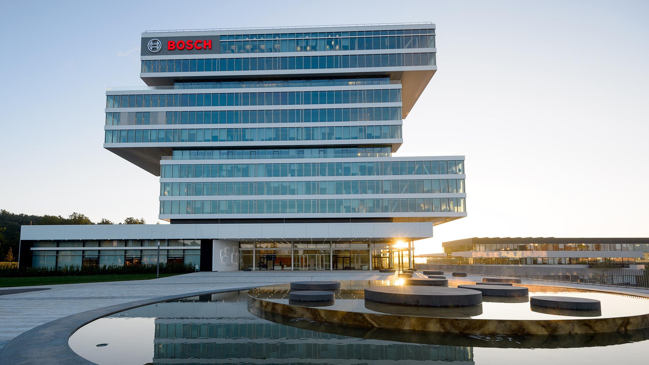 research campus Bosch renningen