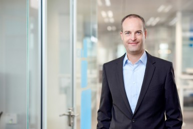 Marc Meier, president of Bosch Healthcare Solutions GmbH