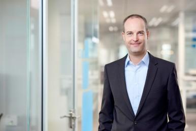 Marc Meier Geschäftsführer Bosch Healthcare Solutions GmbH