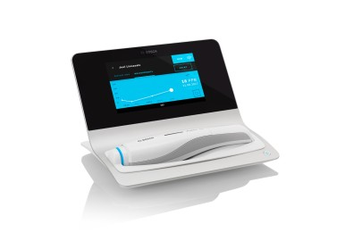 Vivatmo pro – the professional analysis device for the doctor's surgery
