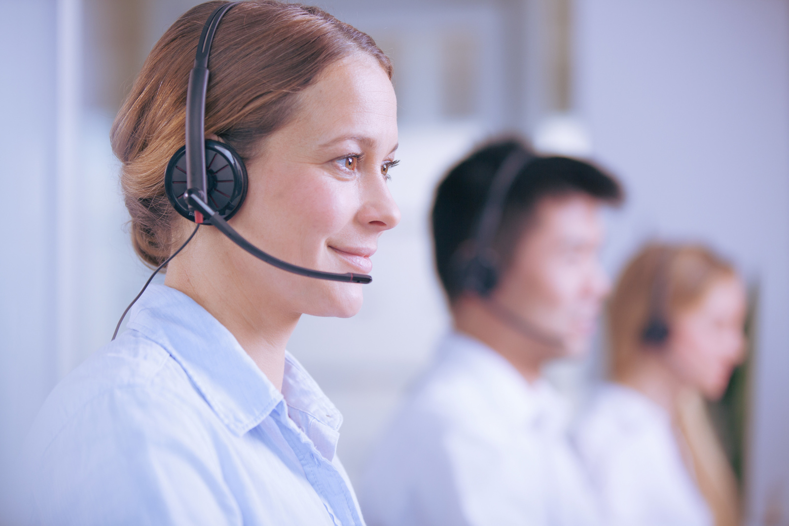 Bosch emergency service associates are available 24 hours a day