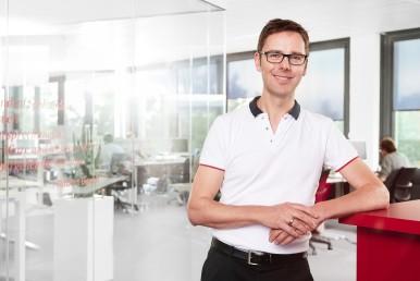 Roland Hüppmeier, Produktfeldleiter Connected Life Bosch Healthcare Solutions GmbH