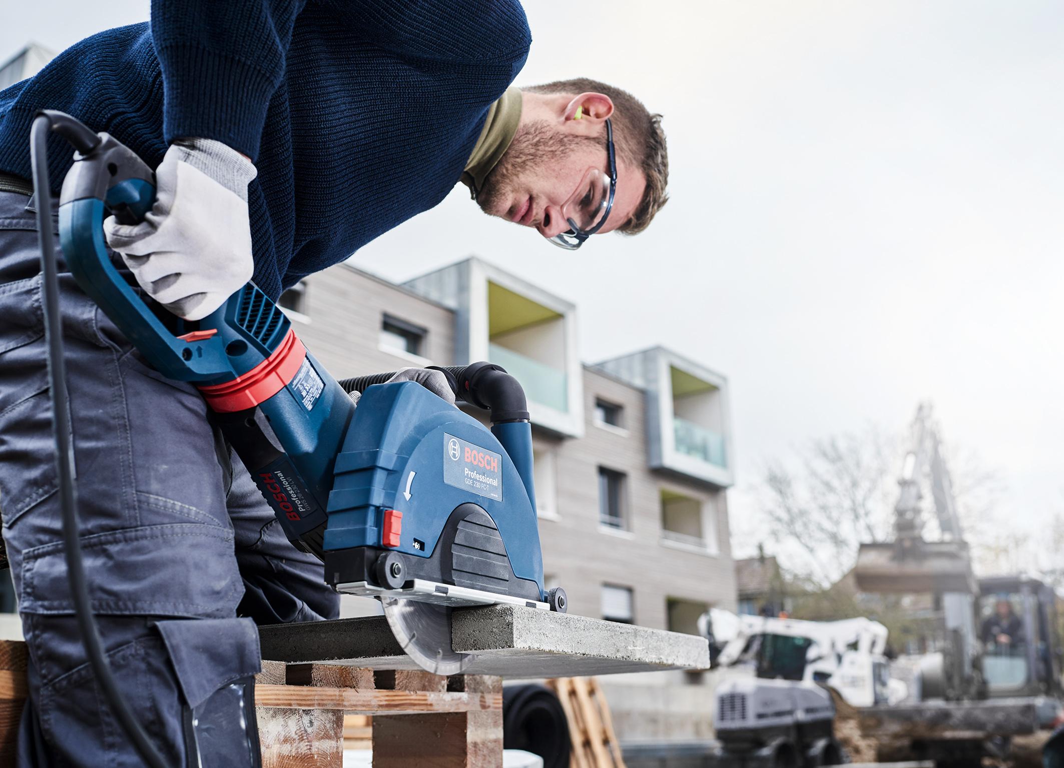 Zuverlassige Schnitte In Verschiedenste Baumaterialien Bosch