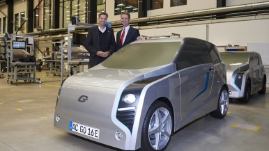 Bosch and e.GO Mobile sign Collaboration Agreement for e-Mobility Services