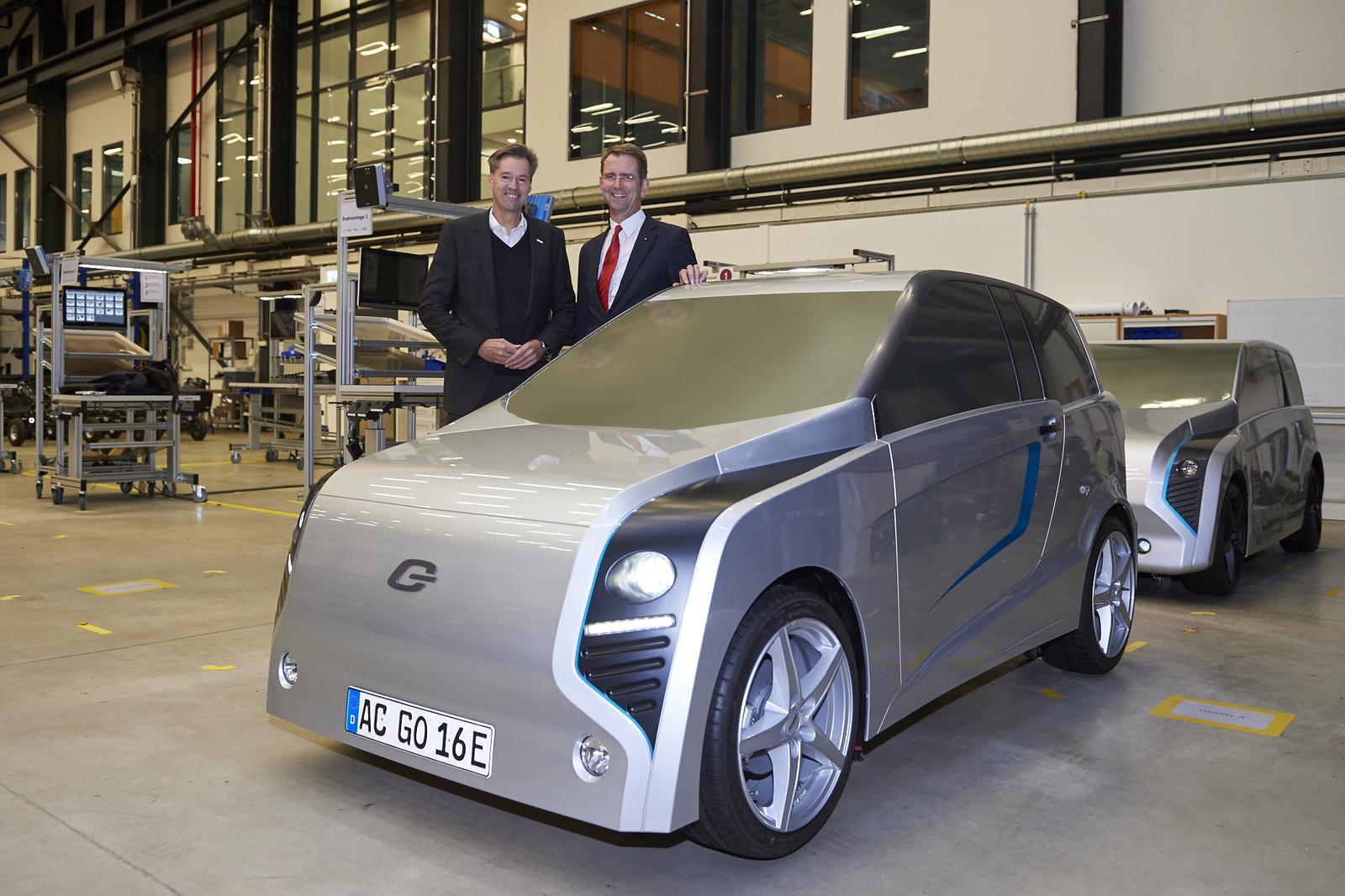 Bosch und e.GO Mobile schließen Kooperationsvertrag