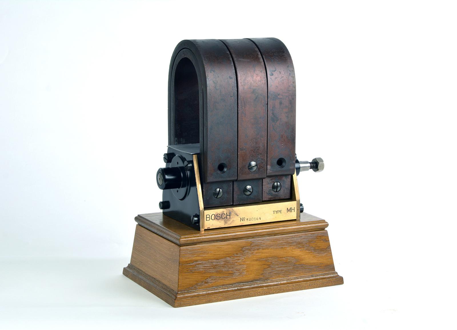 Magnetzündung für Automobile, 1897
