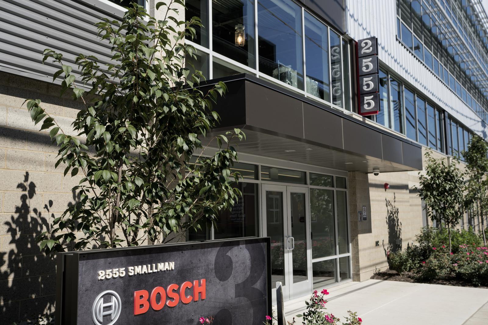 Bosch erweitert Technologiezentren in den USA.