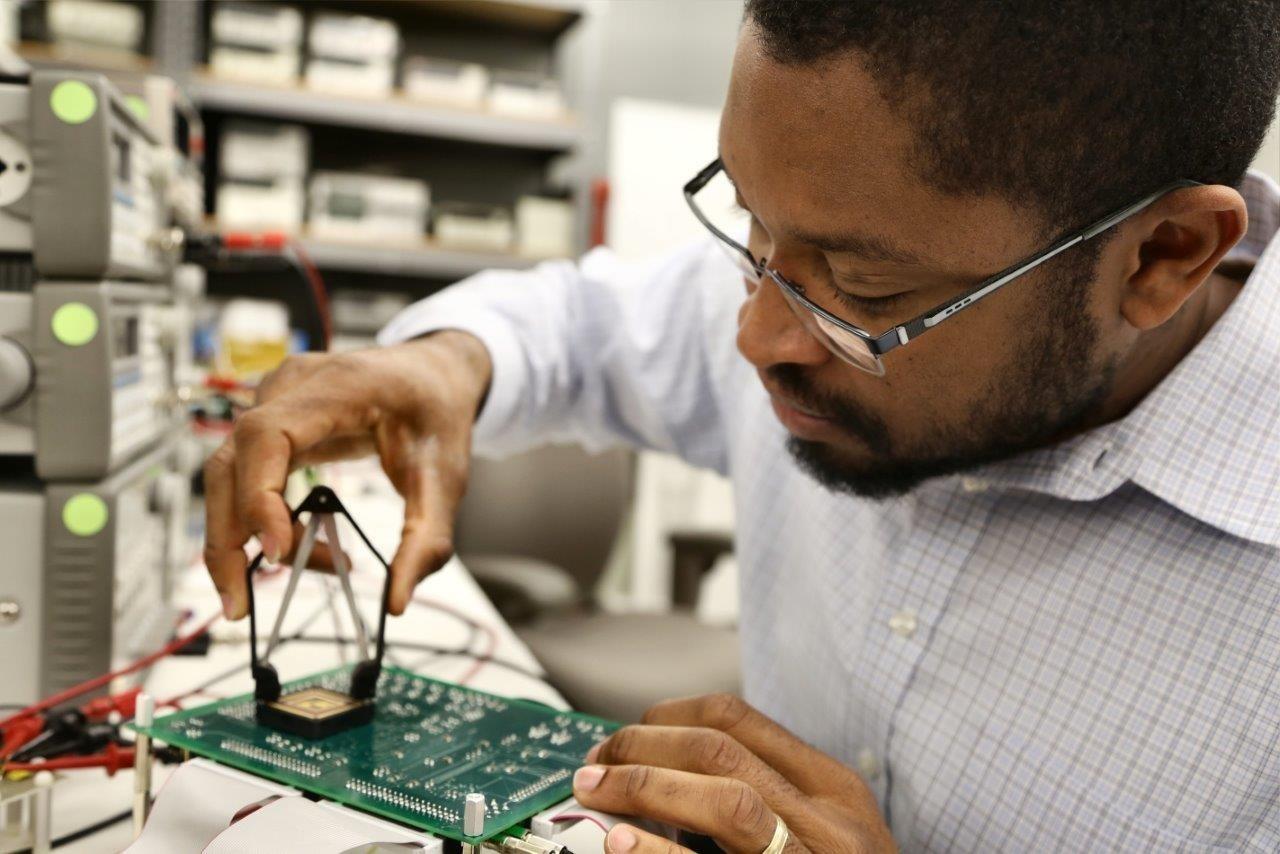 Chinwuba Ezekwe, Director Engineering Advanced ASICs