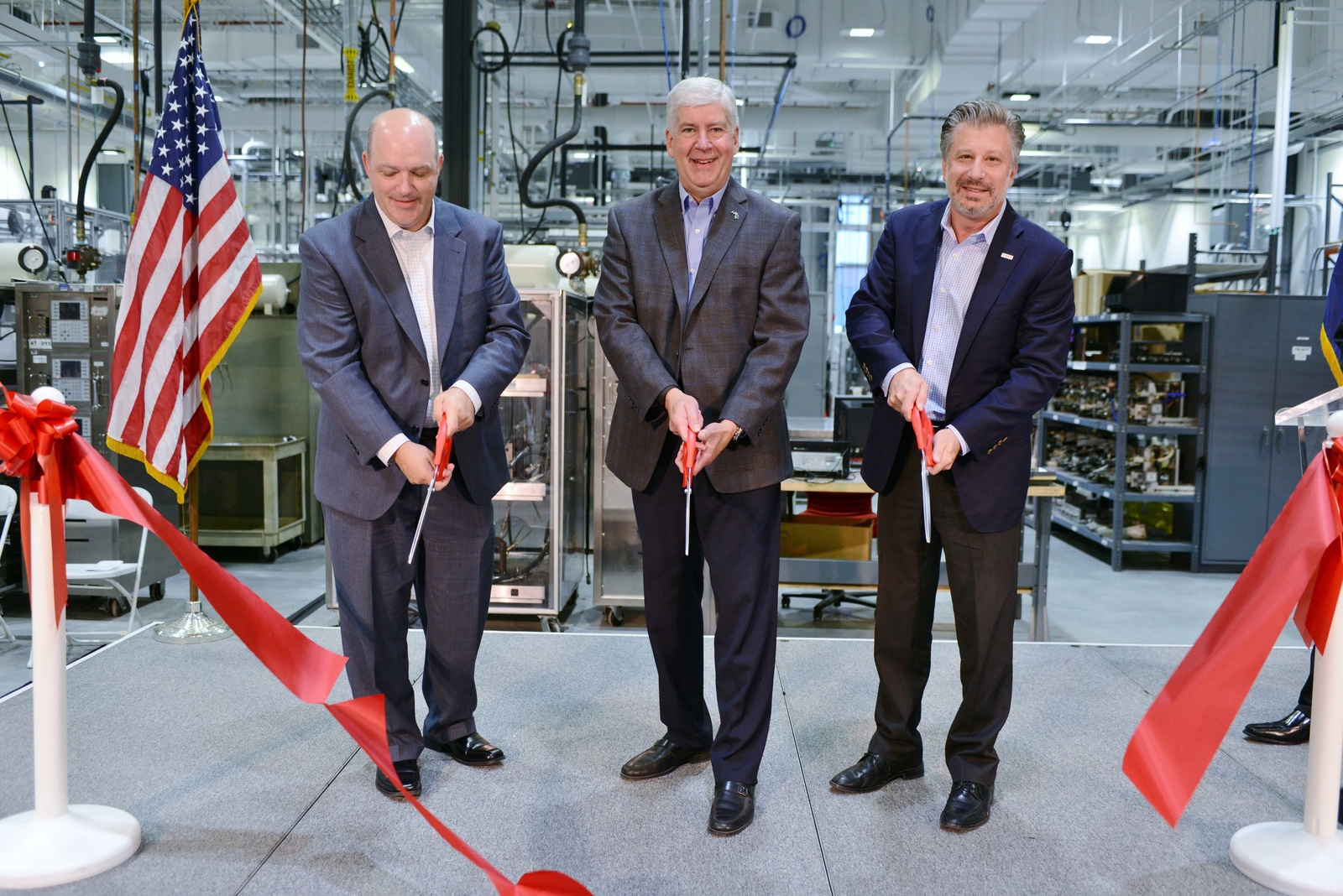 Room for ideas: Bosch expands technology centers in the U.S.